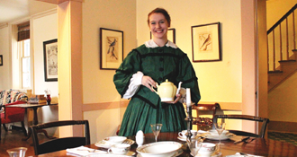 Victorian Afternoon Tea: Christmas – 12/7