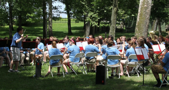 Carillon Park Concert Band
