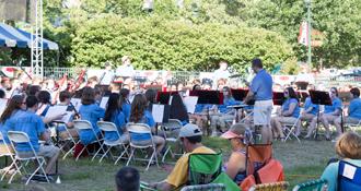 Carillon Park Concert Band – 6/23