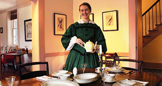 Victorian Afternoon Tea: Christmas – 12/14