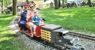 Carillon Park Rail Festival – 6/23