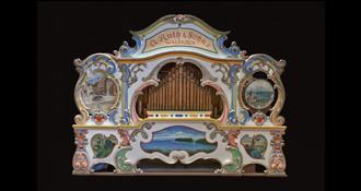 43rd Band Organ Rally – 7/21