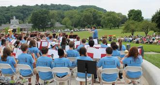 Carillon Park Concert Band – 6/3