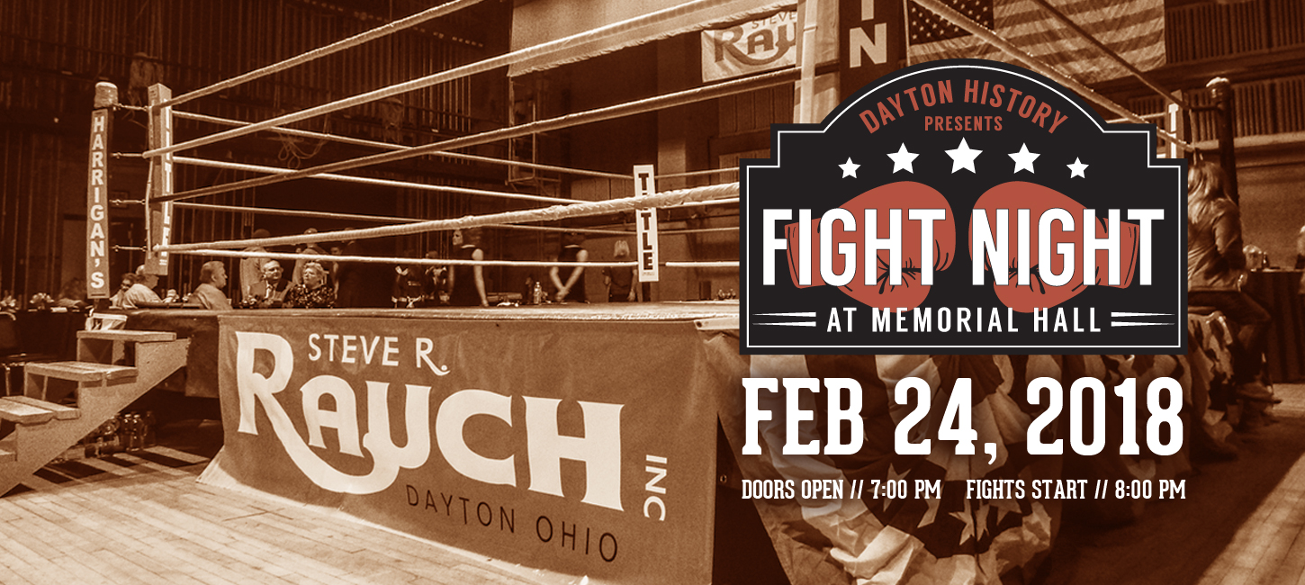 Watch Dayton locals duke it out in the ring!