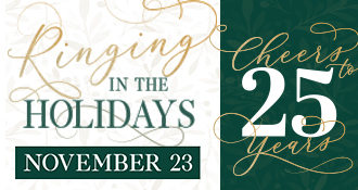 Ringing in the Holidays – 11/23
