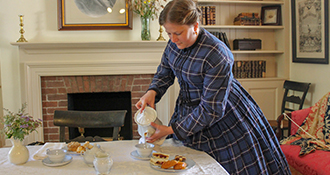 Victorian Tea: Valentine Tea – 2/7