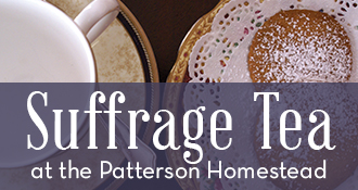 Victorian Afternoon Tea: Suffrage – 11/17