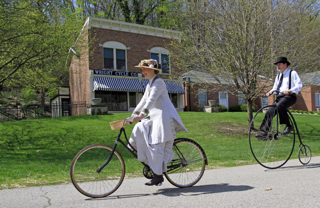 Carillon Park Bikes